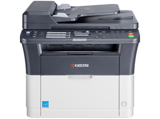 FS-1125MFP KYOCERA Siyah Beyaz A4 Fotokopi, Yazıcı, Renkli Tarayıcı, Faks