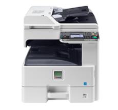 FS-6530MFP KYOCERA Siyah Beyaz A3 Fotokopi, Net. Yazıcı, Renkli Tarayıcı, Ops. Faks