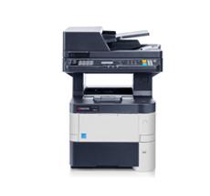 M3540dn KYOCERA Siyah Beyaz A4 Fotokopi, Net. Yazıcı, Renkli Tarayıcı, Faks