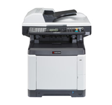 M6526cdn KYOCERA Renkli A4 Fotokopi, Net. Yazıcı, Renkli Tarayıcı, Faks