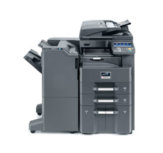 TASKalfa 3510i KYOCERA Siyah Beyaz A3 Fotokopi, Net. Yazıcı, Renkli Tarayıcı, Ops. Faks
