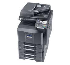 TASKalfa 4501i KYOCERA Siyah Beyaz A3 Fotokopi, Net. Yazıcı, Renkli Tarayıcı, Ops. Faks