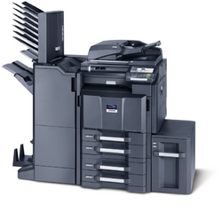TASKalfa 5501i KYOCERA Siyah Beyaz A3 Fotokopi, Net. Yazıcı, Renkli Tarayıcı, Ops. Faks