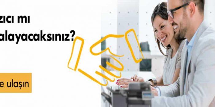 Fotokopi Makinesi ve Yazıcı Kiralamak mı İstiyorsunuz?